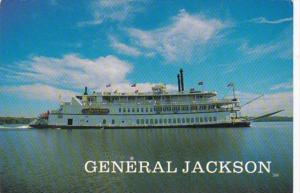The General Jackson On Old Hickory Lake Tennessee