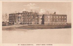 Kansas Great Bend St Rose's Hospital Albertype sk4780
