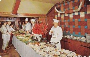 ROTHBURY, Michigan, 1950-1960s ; Smorgasbord Jack & Jill Ranch