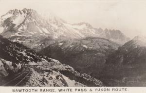 RP: CANADA, 00-10s; Sawtooth Range, White Pass & Yukon Route