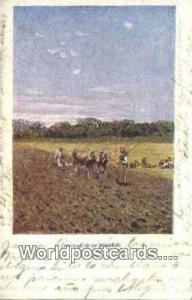 Spain Postcard España Tarjeta Postal , Labrando la Heredad Labrando la Heredad