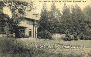 Villa Pauline Mallinckrodt Convent in Mendham, New Jersey