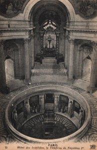 Hotel des Invalides,le Tombeau de Napoleon I,Paris,France BIN