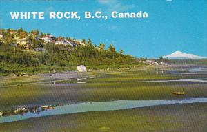 Canada Beach Scene White Rock British Columbia