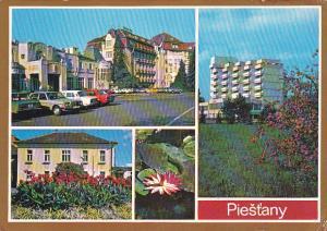 Czechoslovakia Piestani Multi View
