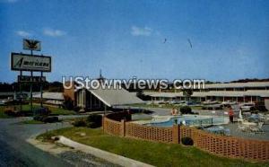 Americana Motor Lodge Greensboro NC Unused