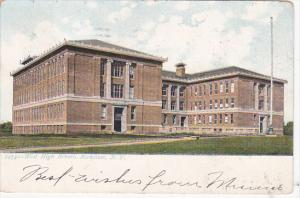 Exterior, West High School,  Rochester,  New York,   PU_1908