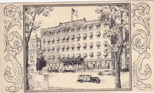 CONCORD, New Hampshire, PU-1941; Eagle Hotel