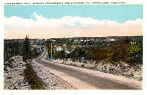 Pennsylvania   Lackawanna Trail