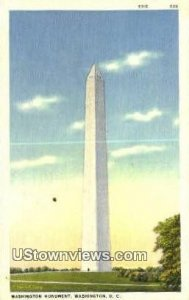 Washington Monument, District Of Columbia