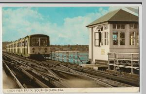 Essex; Pier Train, Southend On Sea 69001 PPC, To Mrs S Zybert, Morley, c 1970's