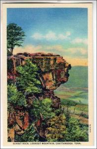 Sunset Rock, Lookout Mt. Chatttanooga TN