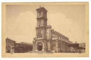 Bone, Algeria, 1910s L'Eglise