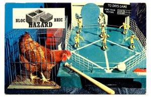 Advertising - Hazard Block & Brick Co.