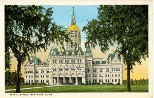 CT - Hartford. State Capitol
