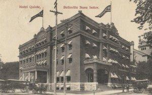 BELLEVILLE , Ontario, Canada, 1909 ; Hotel Quinte