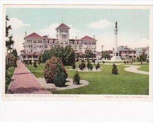 Florida Jacksonville Hemming Park and Windsor Hotel
