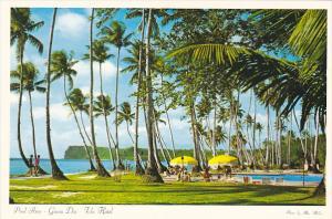 Swimming Pool Area Guam Dai-Ichi Hotel Tumon Bay Guam