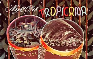 Havana Cuba, Republica de Cuba Night Club Tropicana Havana Night Club Tropicana