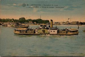 Antwerpen Overzetboot St Anna