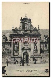Old Postcard North Cotes 1565 Guingamp Chapel of the Hospital