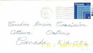 Entier Postal Stationery Postal Fort Saskatchewan Canada