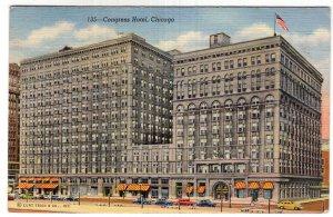 Chicago, Congress Hotel