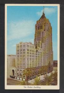 The Fisher Building,Detroit,MI Postcard