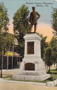 Alabama Mobile Raphael Semmes Monument