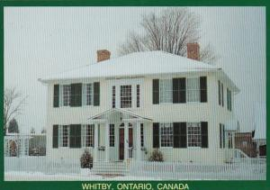 Canada Ontario Whitby The Lynde House Museum