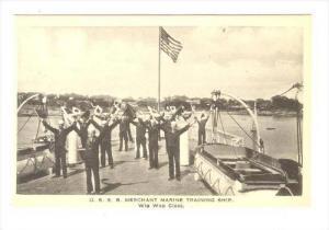 U.S.S.B. Merchant Marine Training Ship, USA, 1910-30s   Wig Wag Class