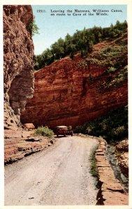 Colorado Leaving The Narrows Williams Canon