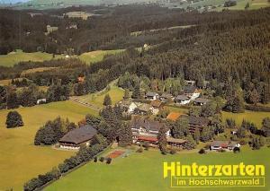 Hinterzarten im Hochschwarzwald Gasthof Gesamtansicht