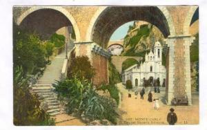 Monte-Carlo, L'Eglise Sainte-Devote, 00-10s