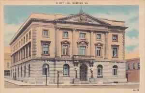 Virginia Norfolk City Hall