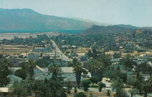 ELSINORE , California , 1940-60s; Scenic View