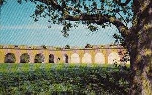 Fort Pulaski National Monument Savannah Georgia