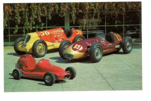 Race Cars, Midget Jet Racer, Cars and Music of Yesterday Sarasota, Florida