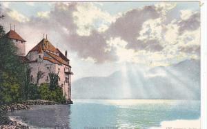 Switzerland Chateau de Chillon