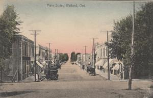 WATFORD , Ontario , 1900-10s ; Main Street