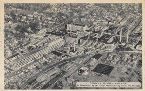 WEST ORANGE, New Jersey, PU-1947; Thomas A. Edison's Laboratory