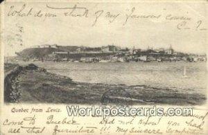 Levis Quebec Canada 1904