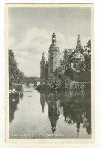 Frederiksborg Slot Set Fra Fra Røde Bro, Hillerød, Denmark, 1900-1910s