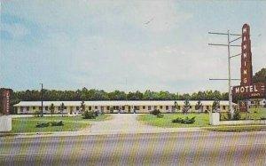 South Carolina Manning  Manning Motel