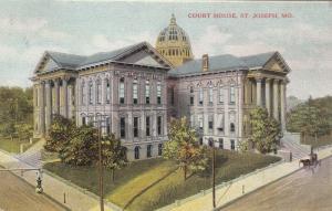 ST. JOSEPH , Missouri, 00-10s ; Court House
