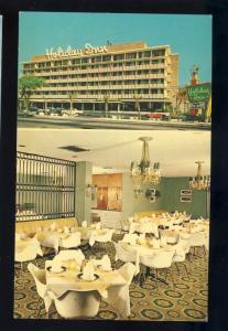 Charleston, NSorth Carolina/SC Postcard, Holiday Inn Downtown, 1960's?