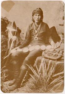 Navajo Silversmith, Old West Collection Series
