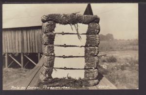 Cotton Bale,Piggott,AR Postcard