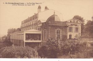 St. Germain-en-Laye, Le Pavillon Henri-IV, Naissance de Louis XIV, Ile-de-Fra...