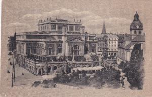 STOCKHOLM, Kungl Operan och Jakobs kyrka, SWEDEN, 00-10s